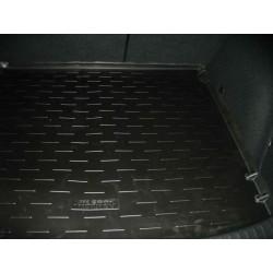 Коврик в багажник Aileron на Mazda 3 HB (2013-) (1 карман)