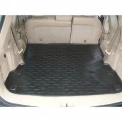 Коврик в багажник Aileron на Nissan Pathfinder (2014-) (7 мест, длинный)