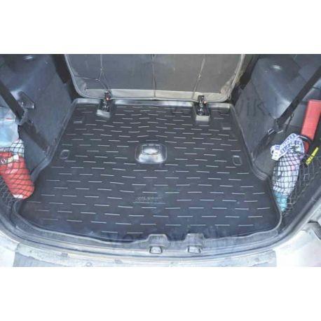 Коврик в багажник Aileron на Lada Largus (2012-) (7 мест, длинный)