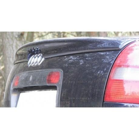 """Лип-спойлер на крышку багажника для AUDI А6 II (1997-2004/ кузов 4В,С5) седан """"ANDELIT"""" грунт"""