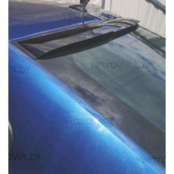 Козырек заднего стекла ANV-AIR на Skoda Rapid 2012 г/ VW POLO VI (2020-) лифтбек