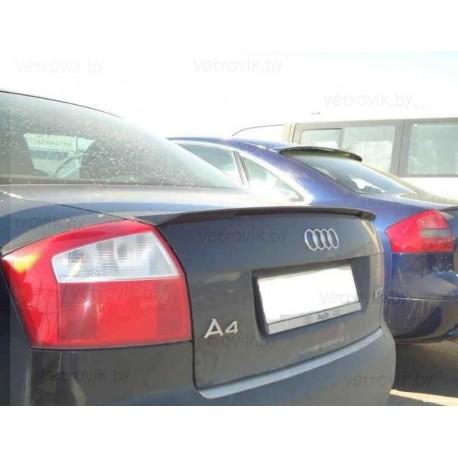 Спойлер на крышку багажника для AUDI A4 B6 (00-04) Tuningdesign