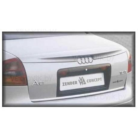 Спойлер на крышку багажника для AUDI A6 C5 (97-04) Zender Tuningdesign