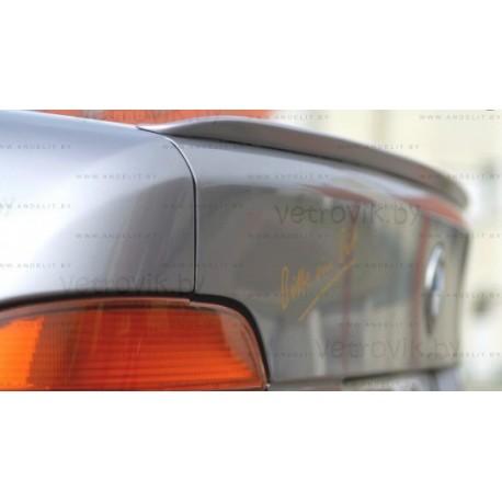"""Лип-спойлер на крышку багажника BMW 5-E39 (1995-2003) седан """"ANDELIT"""" грунт"""