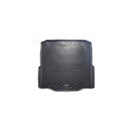Коврик в багажник Aileron на Skoda Superb SD (2013-15)
