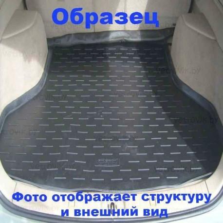 Коврик в багажник Aileron на Skoda Superb Combi (2013-)