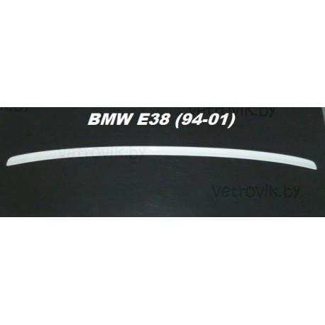 Cпойлер(Lip-спойлер) на крышку багажника для BMW E38 (94-01) ZENDER Tuningdesign(Беларусь)