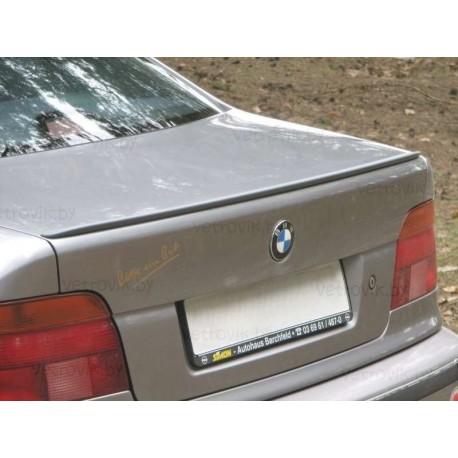 Cпойлер(Lip-спойлер) на крышку багажника для BMW E39 (95-03) на крышку багажника Tuningdesign(Беларусь)