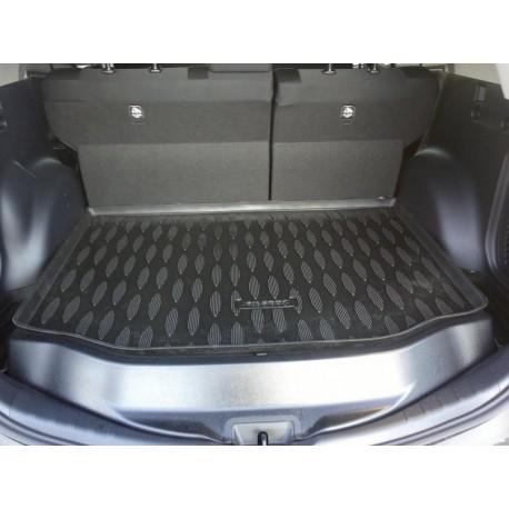 Коврик в багажник Aileron на Toyota RAV4 (2013-) (2 к-на, полн.колесо)