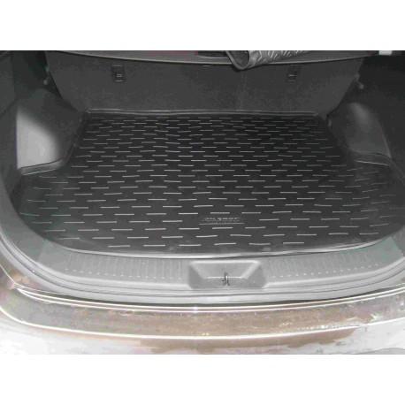 Коврик в багажник Aileron на Kia Sorento II (2012-) (5 мест)