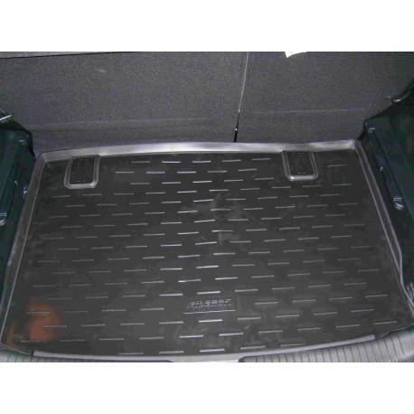 Коврик в багажник Aileron на KIA Venga I,II (2009-, 2011-)