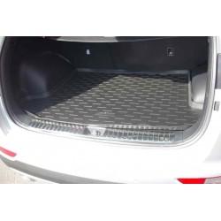 Коврик в багажник Aileron на Kia Sportage IV (2016-) (верхний)