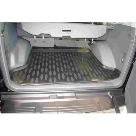 Коврик в багажник Aileron на Toyota LC 150 (2009-13) (5 мест)