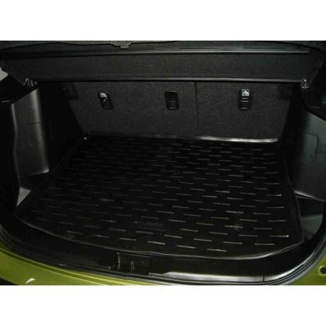 Коврик в багажник Aileron на Suzuki SX4 II (2013-) (2 кармана)