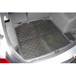 Коврик в багажник Aileron на Skoda Rapid (2013-) (с ушами)
