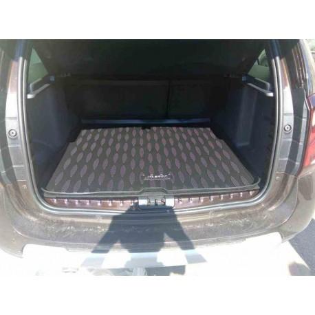 Коврик в багажник Aileron на Renault Duster 4WD (2011-) (1 карман)