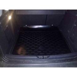 Коврик в багажник Aileron на Renault Kaptur (2016-) 2WD (нижний)