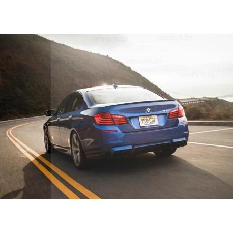 Cпойлер(Lip-спойлер) на крышку багажника для BMW F01 (10-)M5 Tuningdesign(Беларусь)