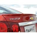 Лип-спойлер на крышку багажника CHEVROLET CRUZE (2009-) седан грунт