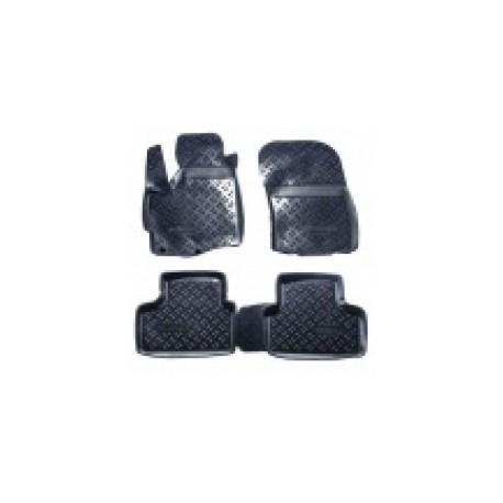 Коврики в салон Aileron на Citroen C4 AirCross (2012-)/ / Peugeot 4008 (12-)/Mitsubishi ASX (10-)