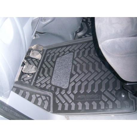 Коврики в салон Aileron на Fiat Scudo (Cargo) (2013-)(3D с подпятником, передние)