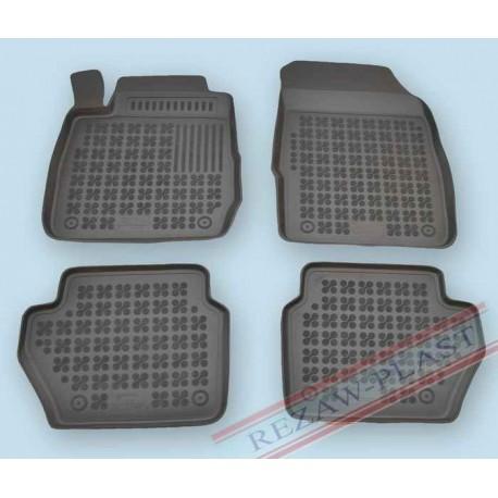 """Коврики в салон """"Rezaw-plast"""" для Ford Fiesta VI (08-)"""