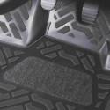 Коврики в салон Aileron на Ford EcoSport (2014-) салон (3D с подпятником)