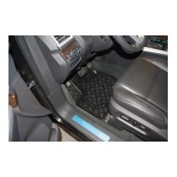 Коврики в салон Aileron на Ford Explorer (2010-)