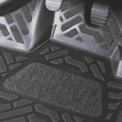 Коврики в салон Aileron на Ford Fiesta (2014-) салон (3D с подпятником)