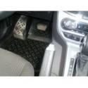 Коврики в салон Aileron на Ford Focus III (2011-)(3D с подпятником)
