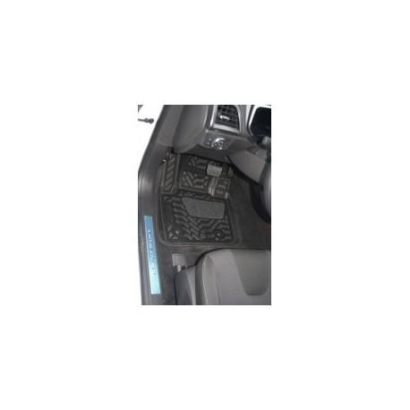Коврики в салон Aileron на Ford Mondeo SD (2015-)/Ford Fusion (14-) USA (3D с подпятником)
