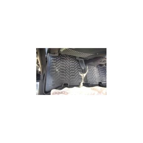 Коврики в салон Aileron на Great Wall Hover H3, H5 (2005-, 2011-) (МКПП) (3D с подпятником)