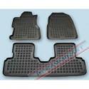"""Коврики в салон """"Rezaw-Plast"""" для Honda Civic VII (01-06) 3D"""
