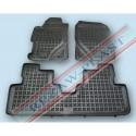 """Коврики в салон """"Rezaw-Plast"""" для Honda Civic VII (01-06) Sedan"""