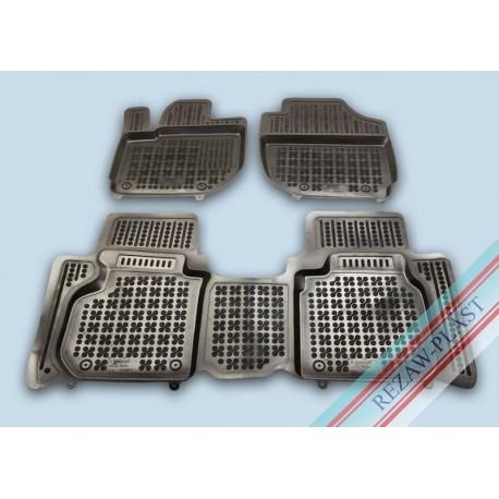 """Коврики в салон """"Rezaw-Plast"""" для Honda HRV II (15-)"""