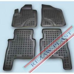 """Коврики в салон """"Rezaw-Plast"""" для Hyundai Santa Fe II (06-12)"""