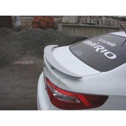 "Спойлер на крышку багажника KIA RIO III (2011-) седан ""SIM"" грунт"