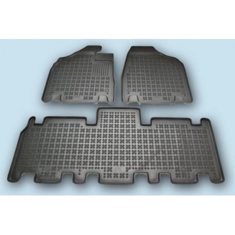 """Коврики в салон """"Rezaw-Plast"""" для Kia Carnival II (06-) (5 Seats)"""