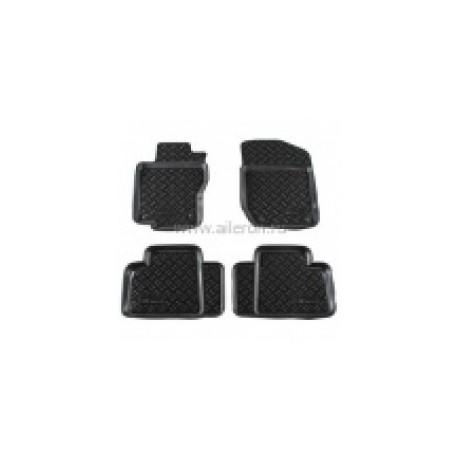Коврики в салон Aileron на Mercedes-Benz ML (W164) (05-09)/MB GL X164 (06-10) / MB W166 ML (11-) / MB GL X166 (12-)