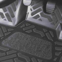 Коврики в салон Aileron на Mercedes-Benz M-class (W163) (1997-2005) (3D с подпятником)