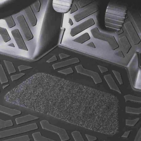 """Ковры автомобильные в салон """"Aileron"""" для Mercedes-Benz M-class (W163) (1997-2005) (3D с подпятником)"""