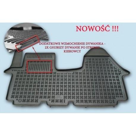 "Коврики в салон ""Rezaw-plast"" для Opel Vivaro A (01-14) / Renault Trafic II / Nissan Primastar (01-) front"