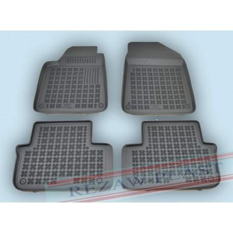 """Коврики в салон """"Rezaw-plast"""" для Peugeot 407 (04-10)"""