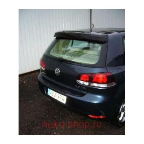 """Спойлер на заднюю дверь VW GOLF V (2003-2009) хэтчбек """"VIP-TUNING"""" (оргстекло)"""