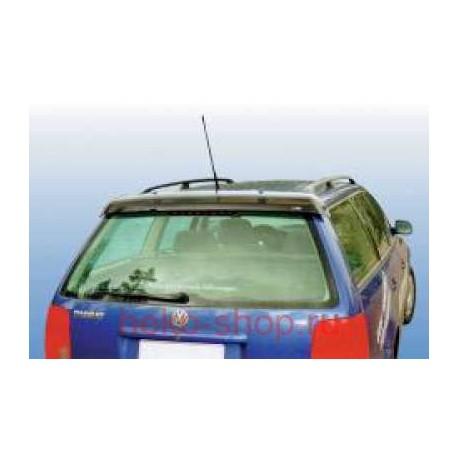 """Спойлер на заднюю дверь VW PASSAT B5\B5+ (1997-2005) универсал """"VIP-TUNING"""" (оргстекло)"""