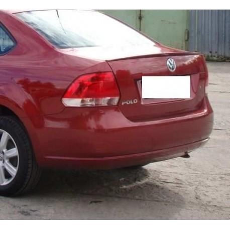"Лип-спойлер на крышку багажника VW POLO V (2010-) седан ""CARLSTEELMAN"" грунт"