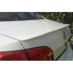 "Лип-спойлер на крышку багажника VW JETTA VI (2010-) седан ""CARLSTEELMAN"" грунт"