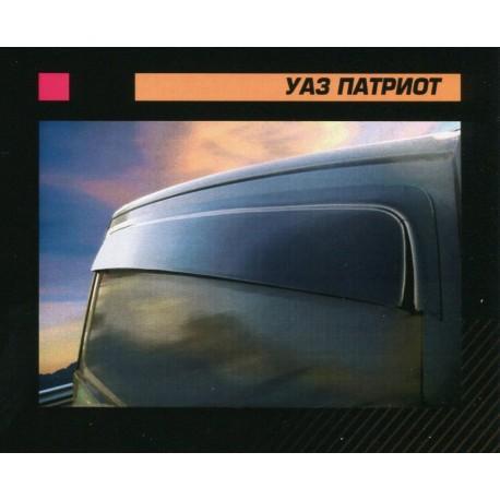 """Спойлер на заднюю дверь UAZ 3163 PATRIOT (2005-) """"ДЕЛЬТА"""" (оргстекло)"""