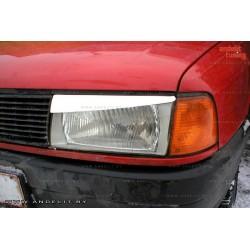 Реснички на фары Andelit для Audi 80 B4 (1991-1995 г.в.)