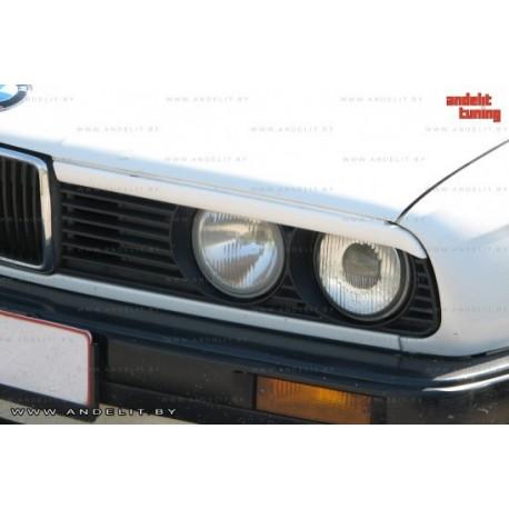 Реснички на фары Andelit для BMW E30 (1982-1991 г.в.)